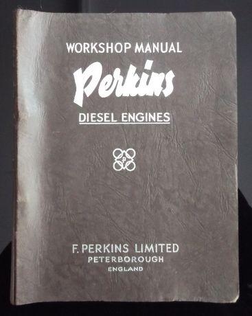 Perkins R6 - Manual de serviço