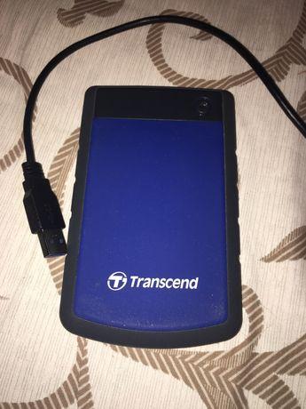Transcend, 1TB, зовнішній жосткий диск