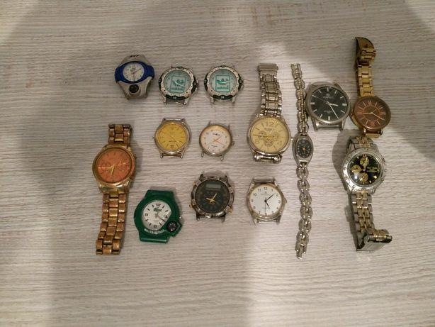 Stare zegarki 13szt.