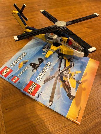 Lego Creator Szybkie Pojazdy 31023