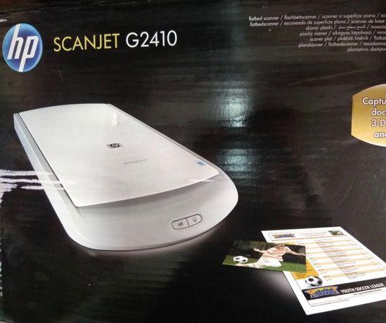 Новый сканер HP scanjet G2410 в коробке