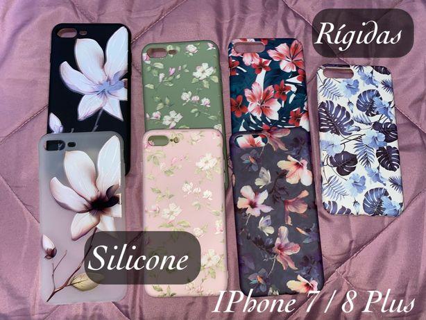 Capas para IPhone 7/8 plus , Xiaomi note 9 pro e Huawei p30
