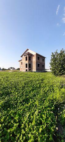 Продам не добудований будинок в с.Соболівка (Парня) Броварського р-ну