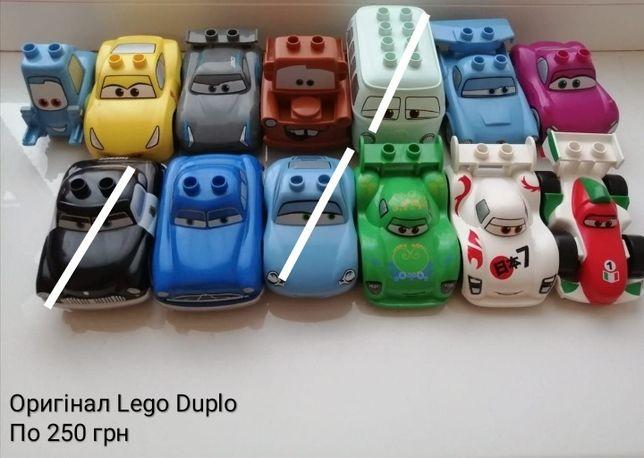 Lego duplo Тачки машинки