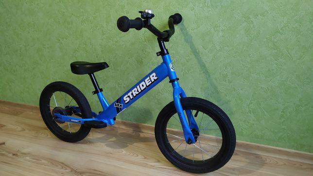 Беговел-велосипед 3-7 лет Strider Sport 14x.