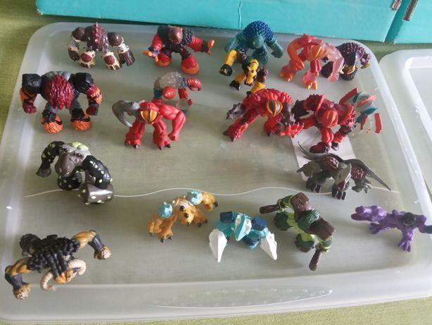 Figurki Gormiti, postacie bajkowe