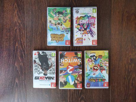 Jogos Nintendo Switch (já só tenho dois jogos)