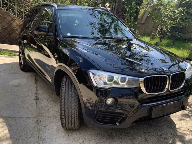 BMW х3 2016 рік