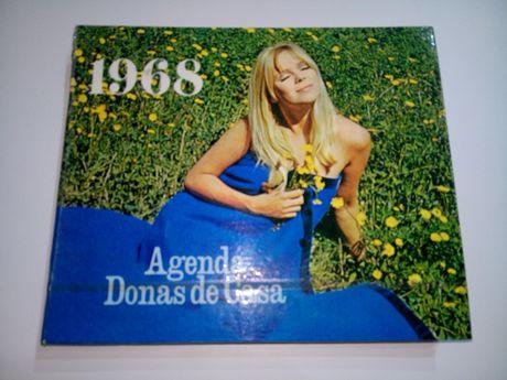 Agenda Donas de Casa (Ano 1968)
