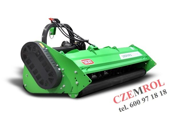 Rozdrabniacz mulczer Leopard Duo 250 Talex młotki + koła