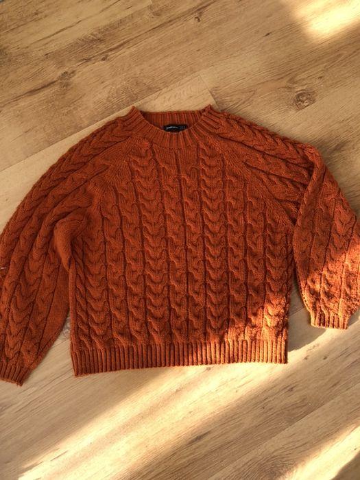 sweter luźny stradivarius rozm. S Brzezie - image 1