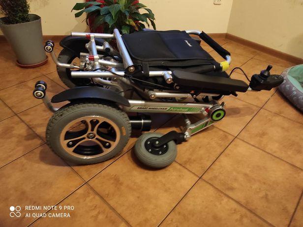 Wózek inwalidzki elektrycznu airwheel