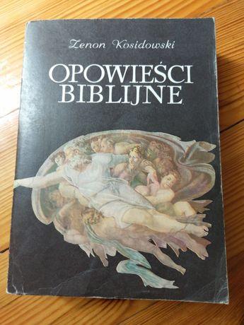 Opowieści biblijne Zenon Kosidowski