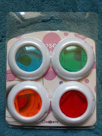 Color close-up lens Instax 4sztuki