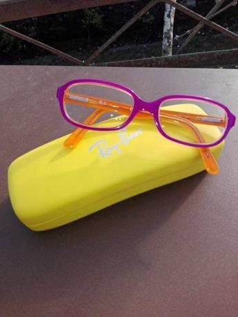 Óculos - Armação Ray Ban criança