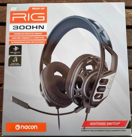 Plantronic - Auriculares Gaming RIG Série 300 HC (NOVO)