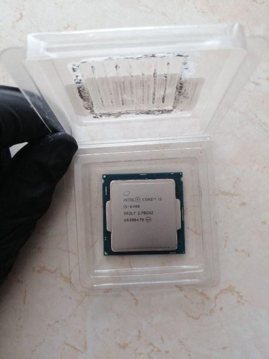 Intel Core I5-6400 + Alkohol Izopropylowy Ogorzeliny - image 1
