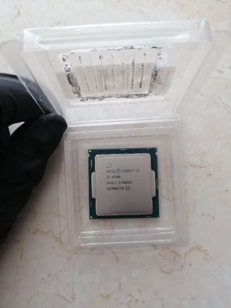 Intel Core I5-6400 + Alkohol Izopropylowy