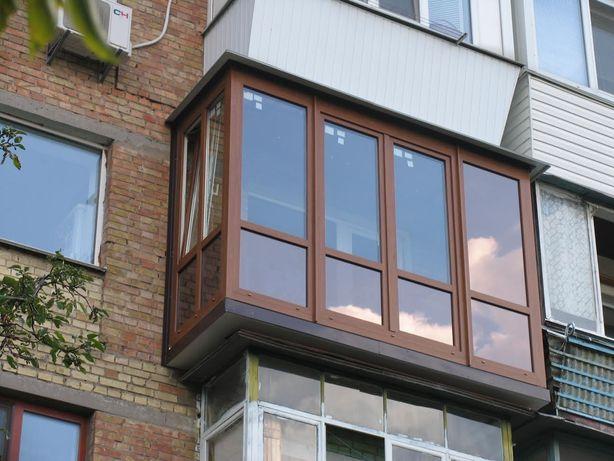 Балконы под ключ, Французкие балконы, Отделка и утепление балконов