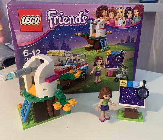 """Lego Friends """"метеостанция»"""