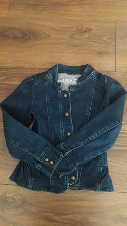 Kurteczka jeansowa dziewczęca, 5 lat