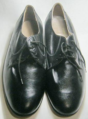 Туфли кожа новые СССР