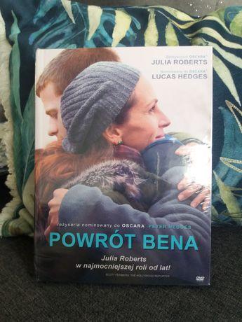 Film na DVD Powrot Bena nowy w folii
