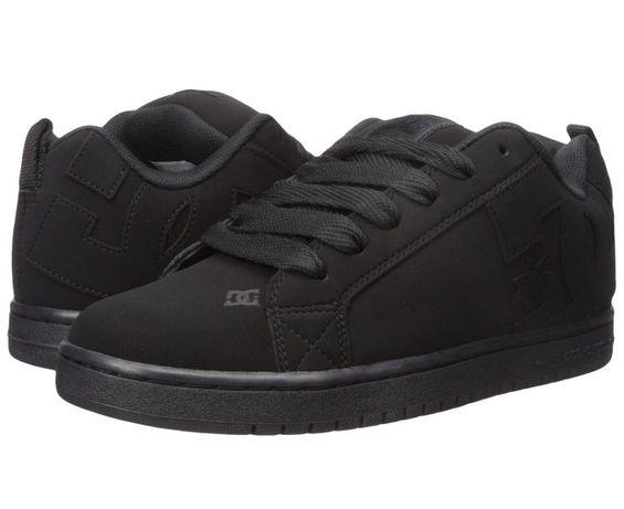 Кожаные Dc shoes Court р. 41,42,42.5, 43.5 ст. 26,27,5. 28,5 кроссовки