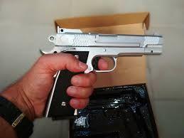 Страйкбольний пистолет