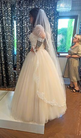 Свадебное платье коллекция лето 2020