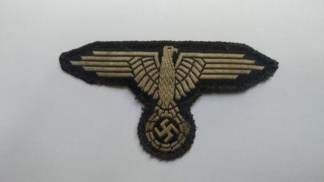 Нашивка нарукавная на тропическую униформу СС