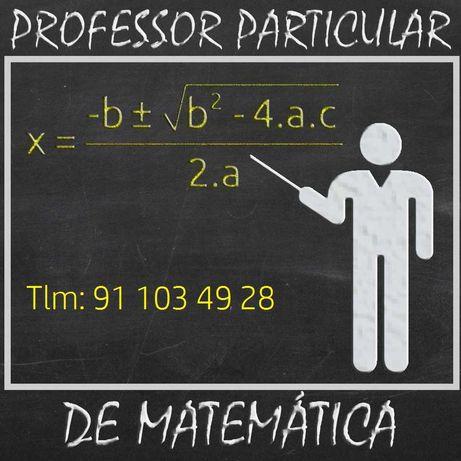 Matemática/ Macs/ Estatística/ Cálculo/ Álgebra - Explicações ONLINE