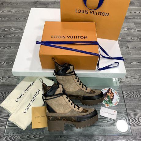 Ботинки сапоги LV Louis Vuitton