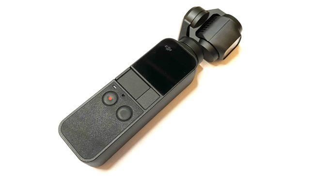 Używany DJI Osmo Pocket + akcesoria - kupiony u dystrybutora DJI