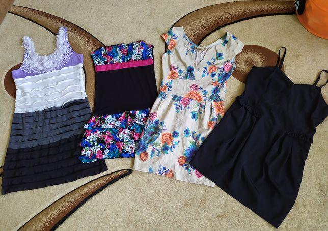 Пакет летних платьев( 4 штуки)
