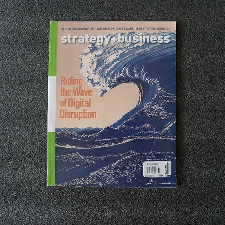Strategy + Business 2018 wiosna