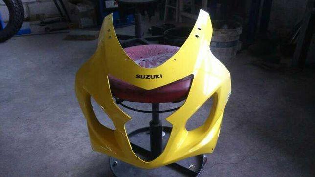 Czacha Plastik Owiewka Suzuki Gsxr 600 Części K4 K5 Szyka Gsxf Czasza