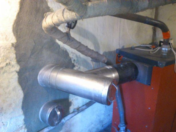 Uszczelnianie frezowanie diamentowe rozwiercanie remont komina kominów