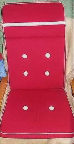 pokrowiec z gabki na fotel lub krzeslo