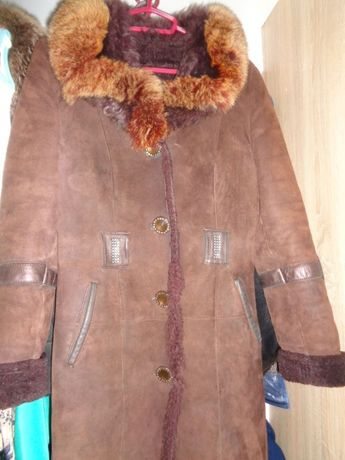 Дубленка (пальто зимнее)