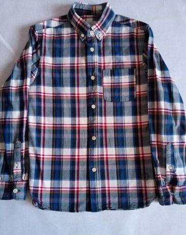 Рубашка H&M, 146 р. новая