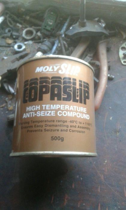 Molyslip Copaslip Anti Seize 500g антипригарная противозадирная смазка Полтава - изображение 1