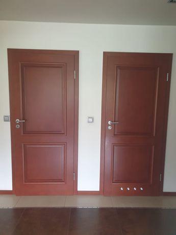 Drzwi drewniane dewro