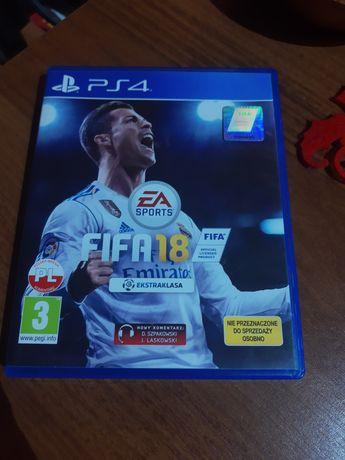 Gra  FIFA 18 PS4