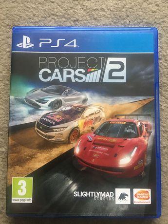 Project Cars 2 gra Ps4 PL