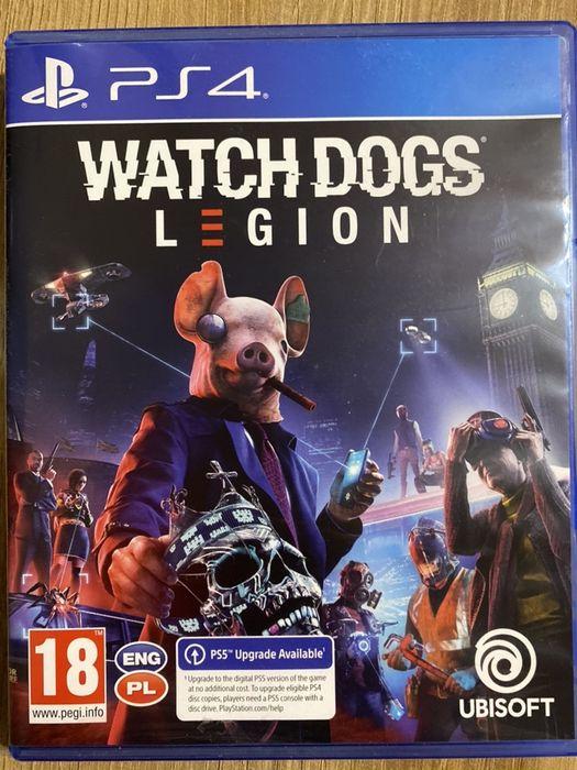 Gra Watch Dogs Legion PS4 Warszawa - image 1