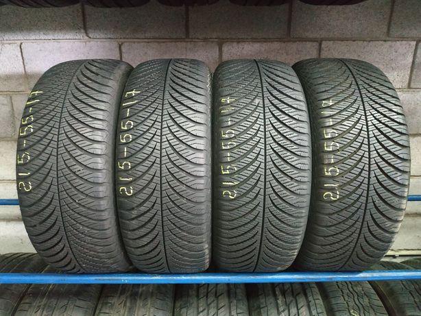 Зимові шини 215/55 R17 (94V) GOOD YEAR