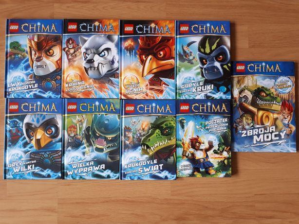Książki Lego Chima-wyd. Ameet zestaw