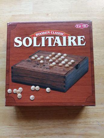 Настольная игра Солитер Solitaire