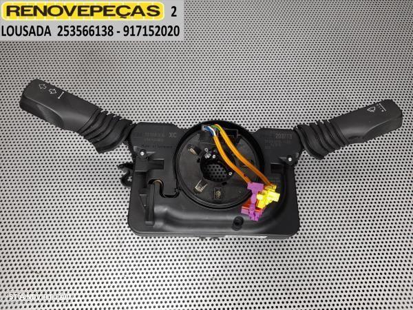 Comutador De Luzes/Piscas/Escovas/Fita De Airbag Opel Astra H Combi (A